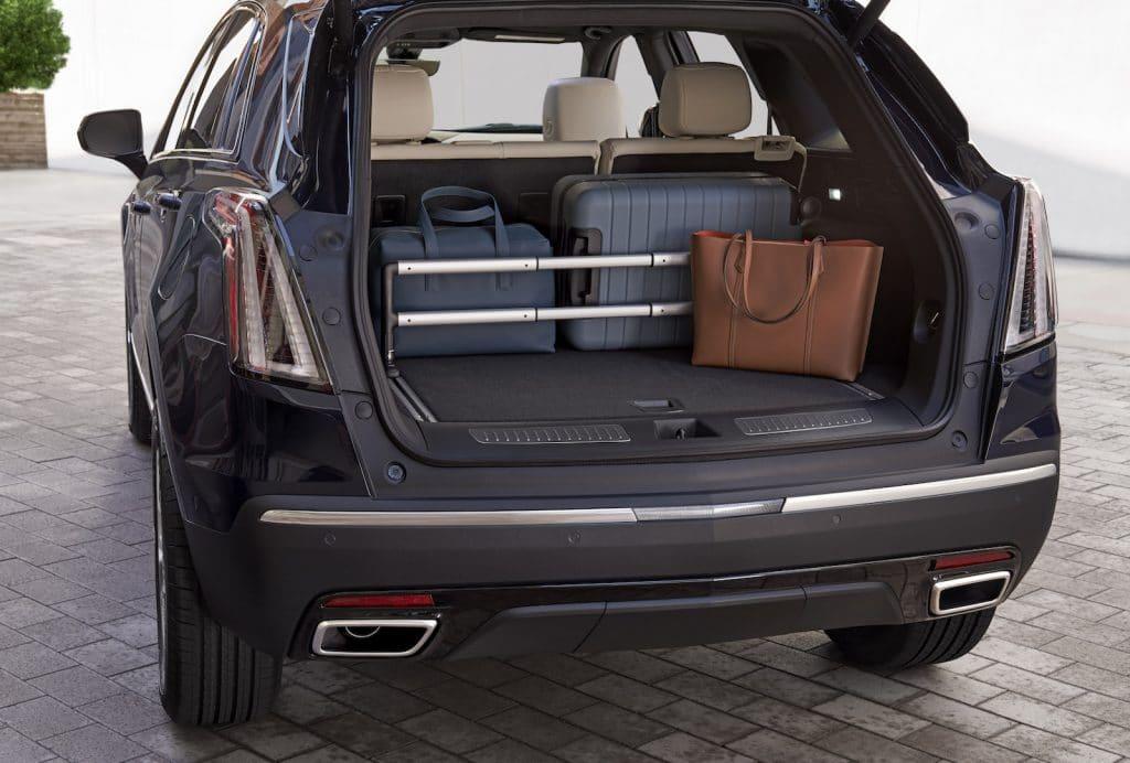 2021 Cadillac XT5 Sport cargo
