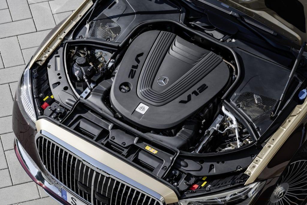2022 Mercedes-Maybach S 680 V-12