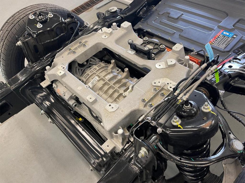 Ford F-150 Lightning Motor