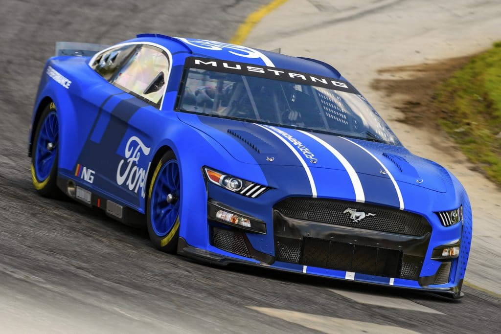 Ford Mustang Gen-7 NASCAR