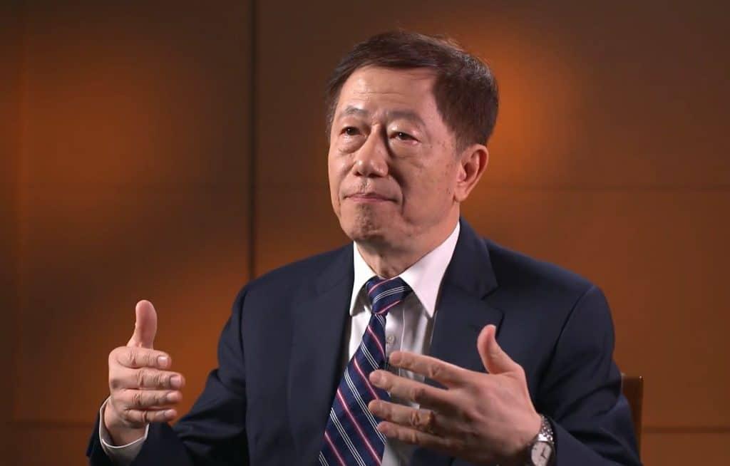 TMSC CEO Mark Liu