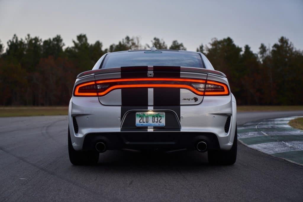 2021 Dodge Charger SRT Hellcat Redeye trunk