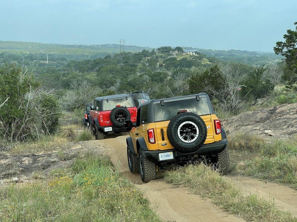 2021 Ford Bronco - convoy v2