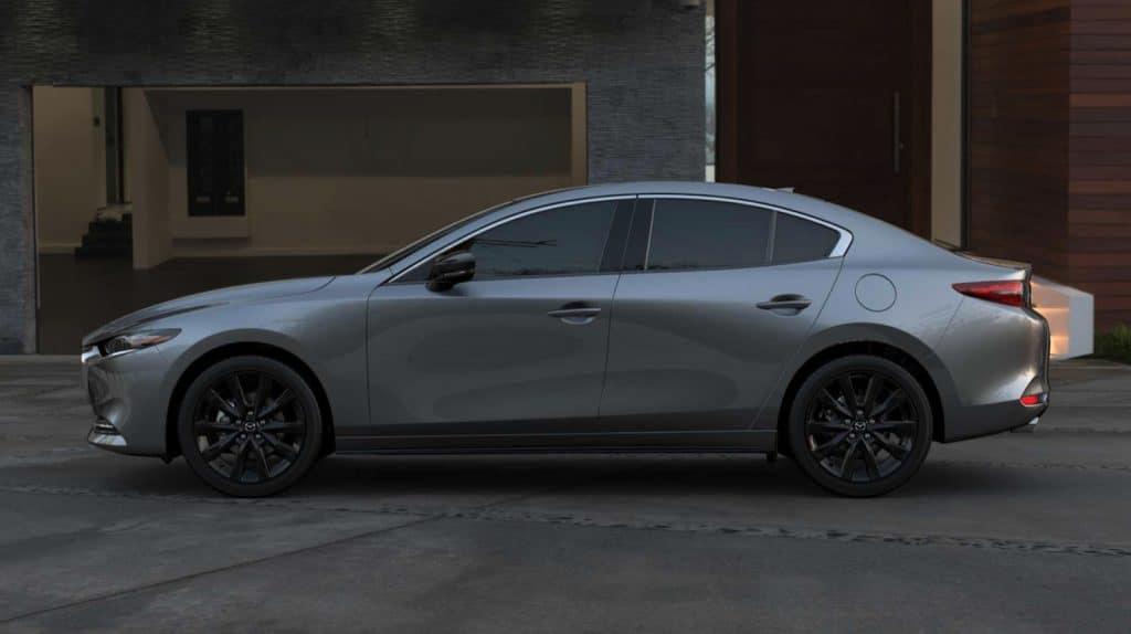 2021 Mazda3 2.5 Turbo sedan side