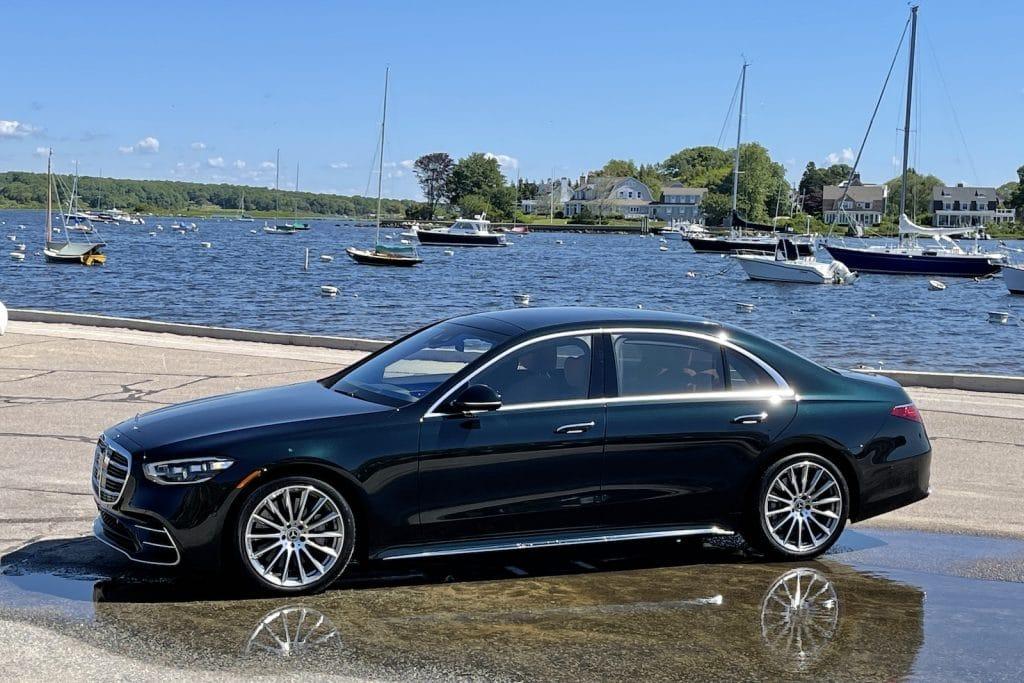 2021 Mercedes-Benz S 580 best