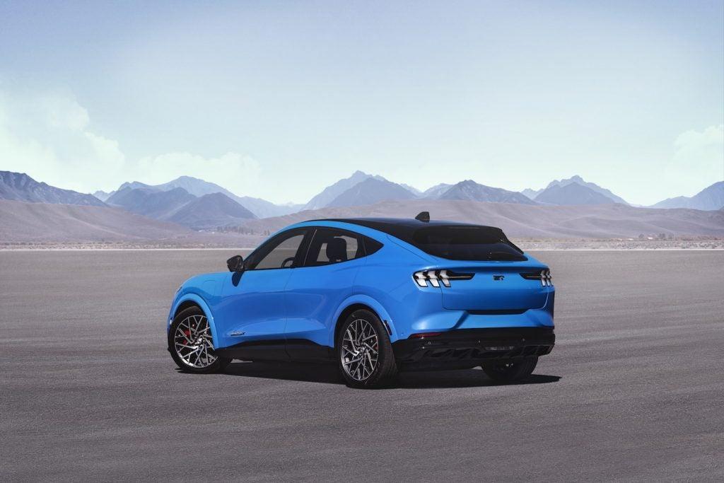 2021 Mustang Mach-E GT