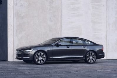 2021 Volvo S90 T8 Recharge front