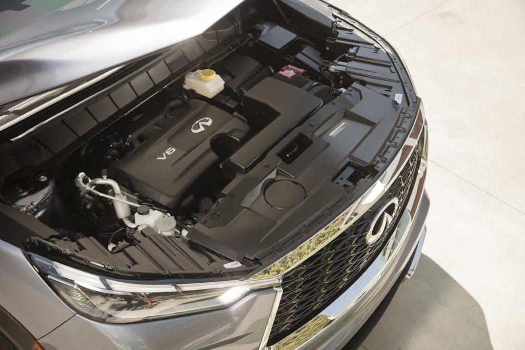 2022 Infiniti QX60 engine