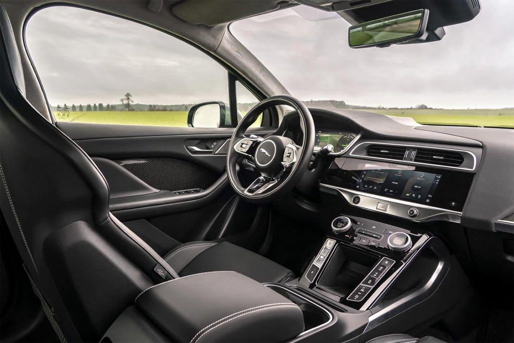 2022 Jaguar I-Pace - interior