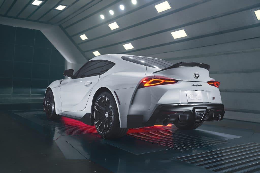 2022 Toyota GR Supra A91 CF rear