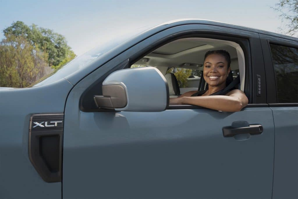 Ford Maverick -Gabrielle Union
