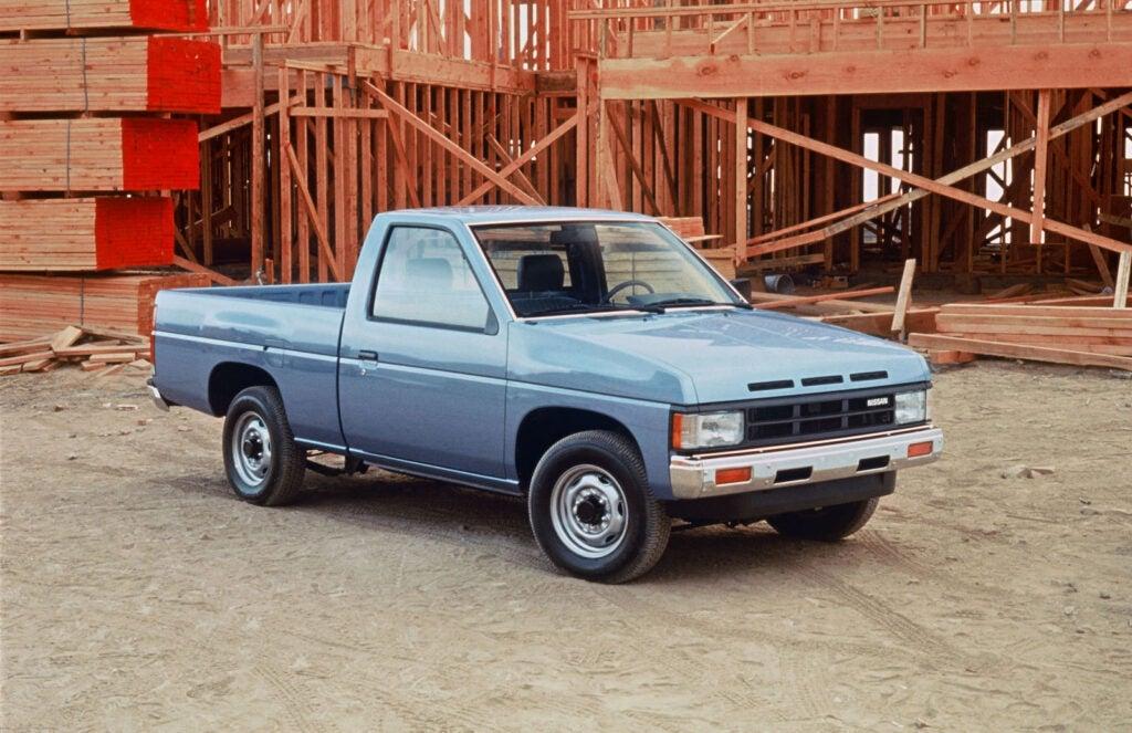 1989 Nissan Hardbody Truck