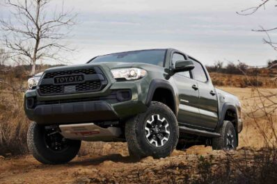 2021 Toyota Tacoma TRD Offroad best