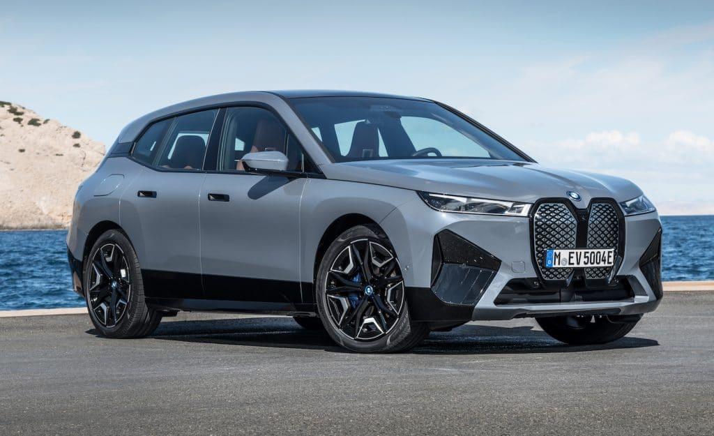 2022 BMW iXa