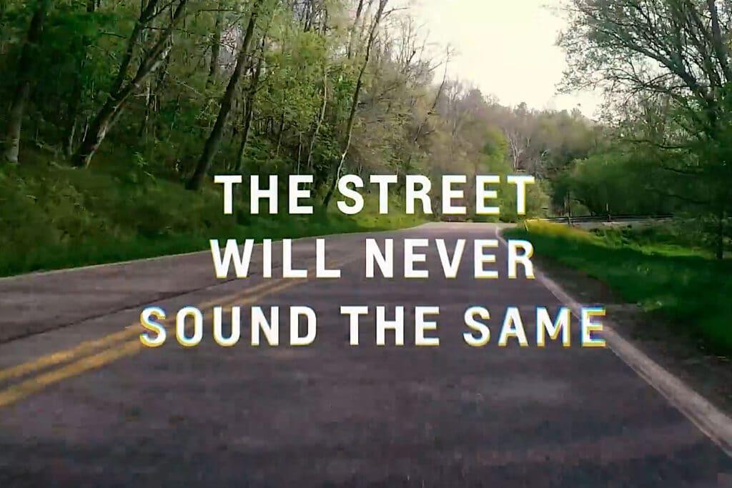 2023 Z01 video sound the same