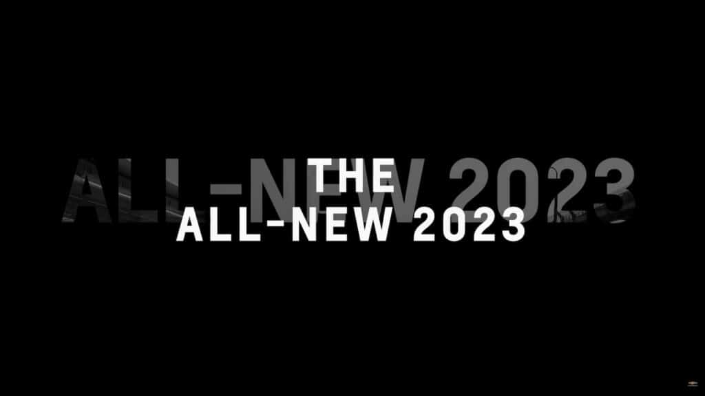 2023 Z06 video the all new