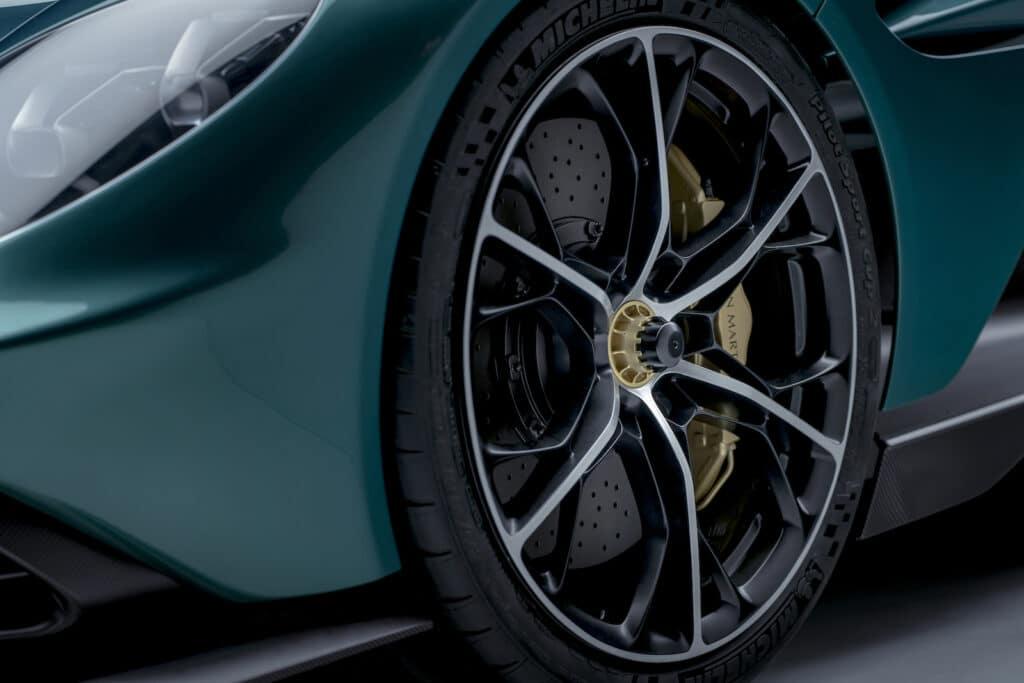 Aston Martin Valhalla wheel