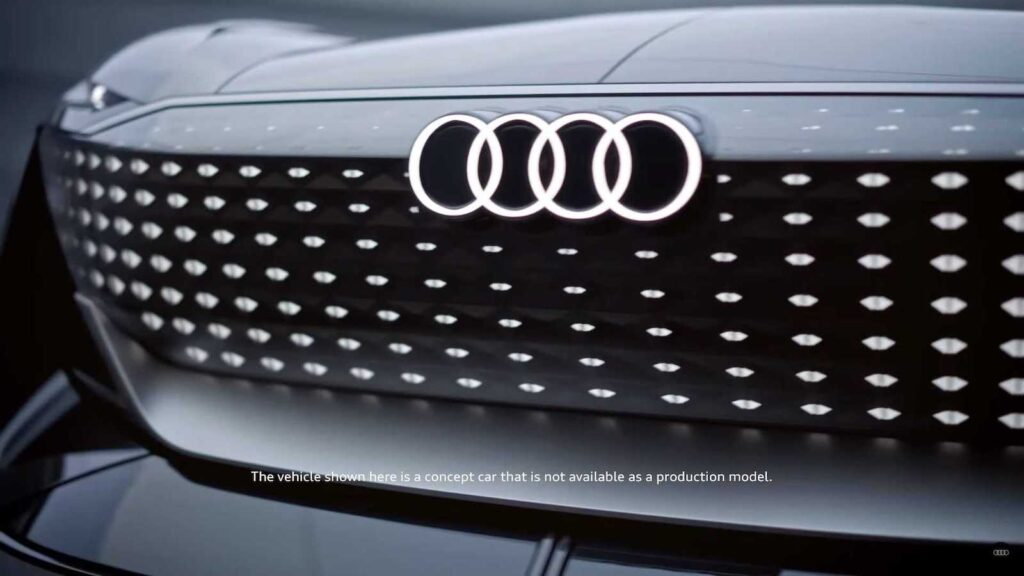 Audi Skysphere Concept grille