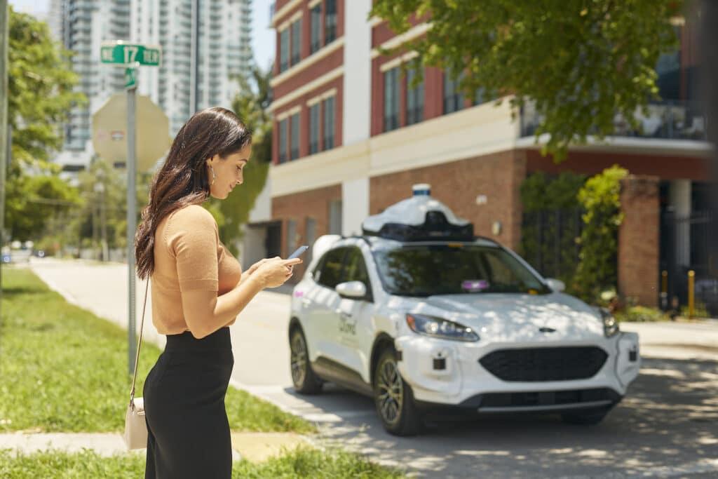 Ford Argo Lyft user