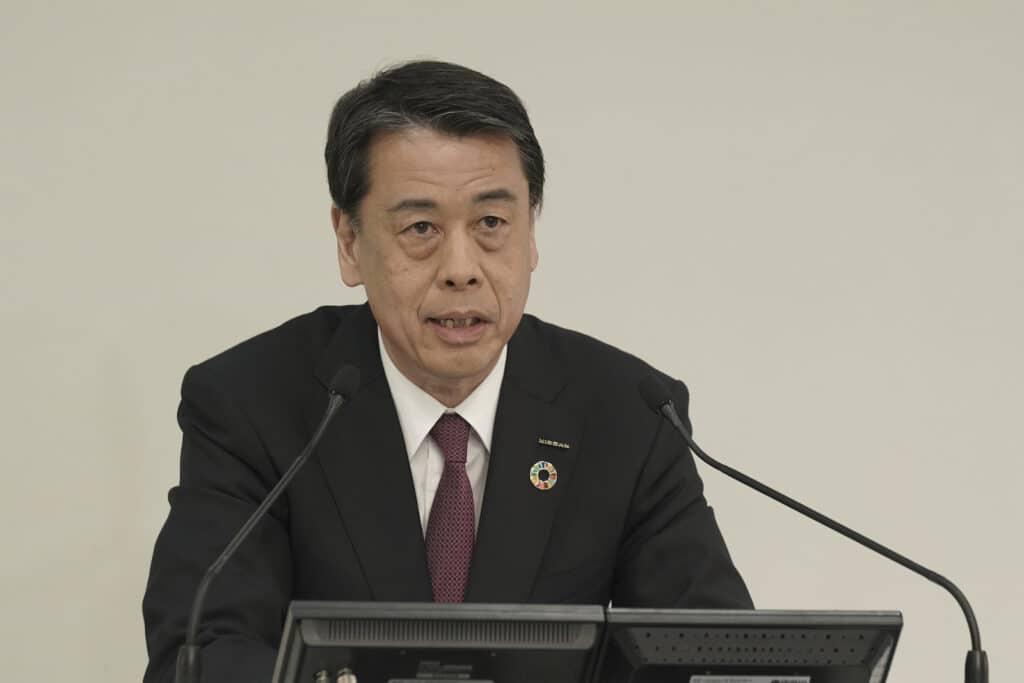 Nissan CEO Makoto Uchida Q1 2021 earnings