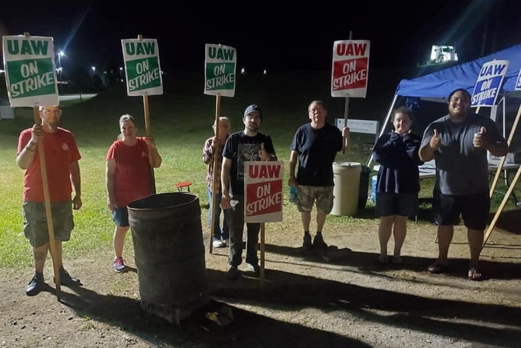 UAW Local 2069 strike July 1