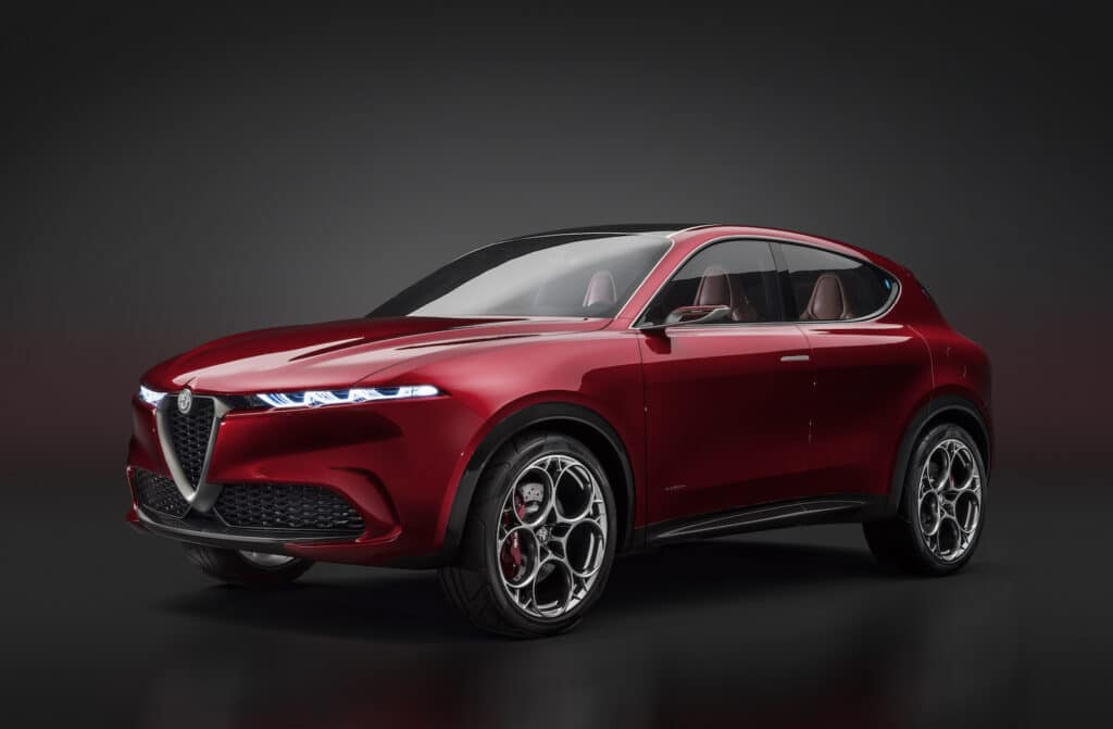 2022 Alfa Romeo Tonale pic