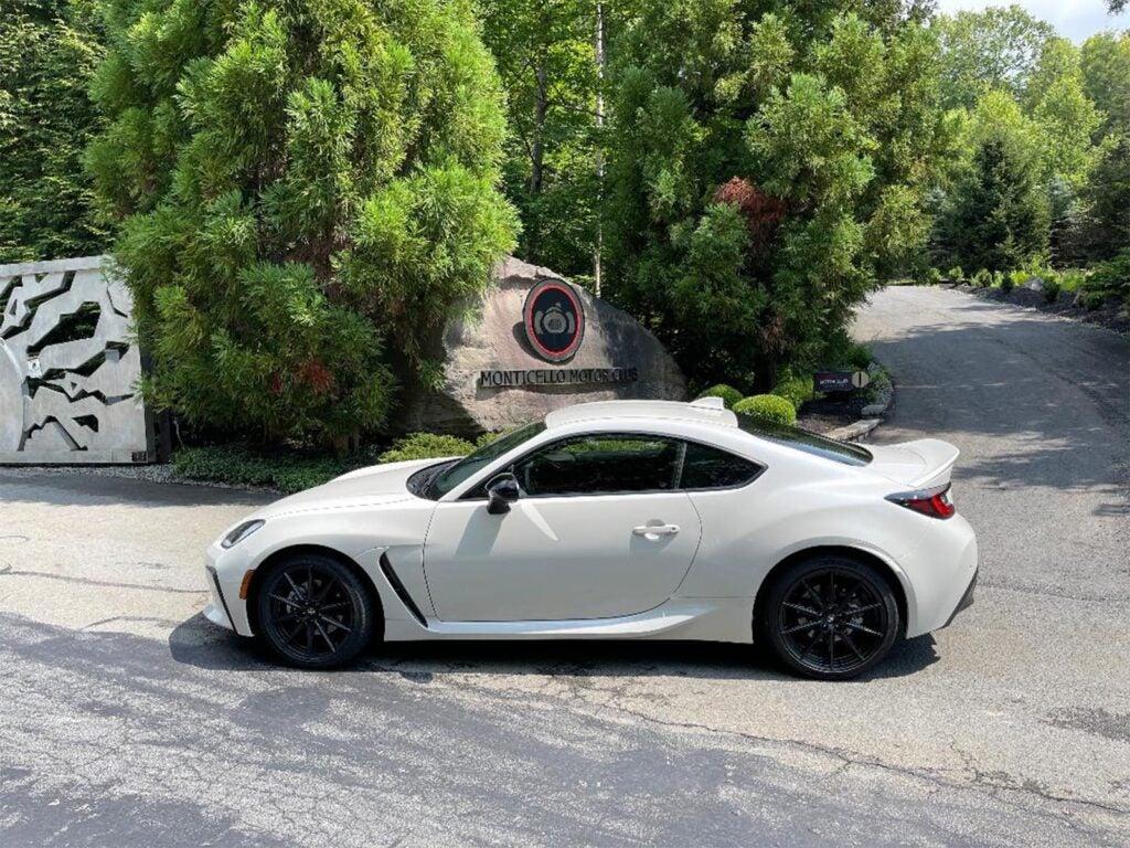 2022 Toyota GR 86 - parked side