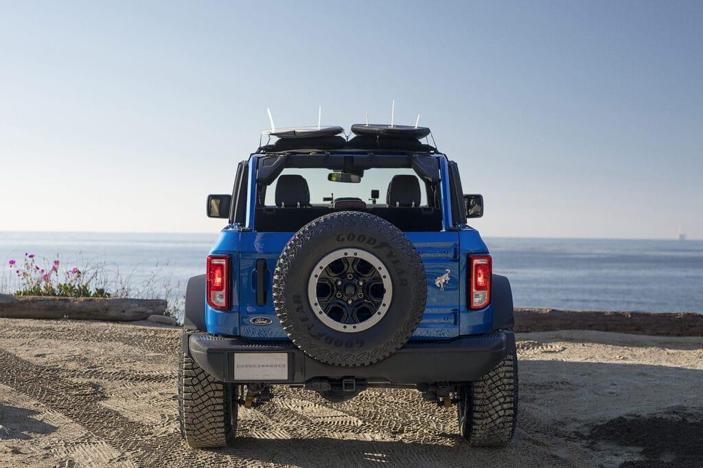 Ford Bronco Riptide Concept rear