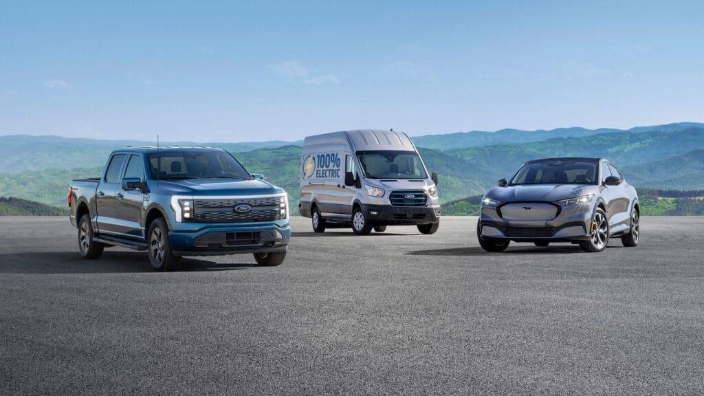 Ford EV Family