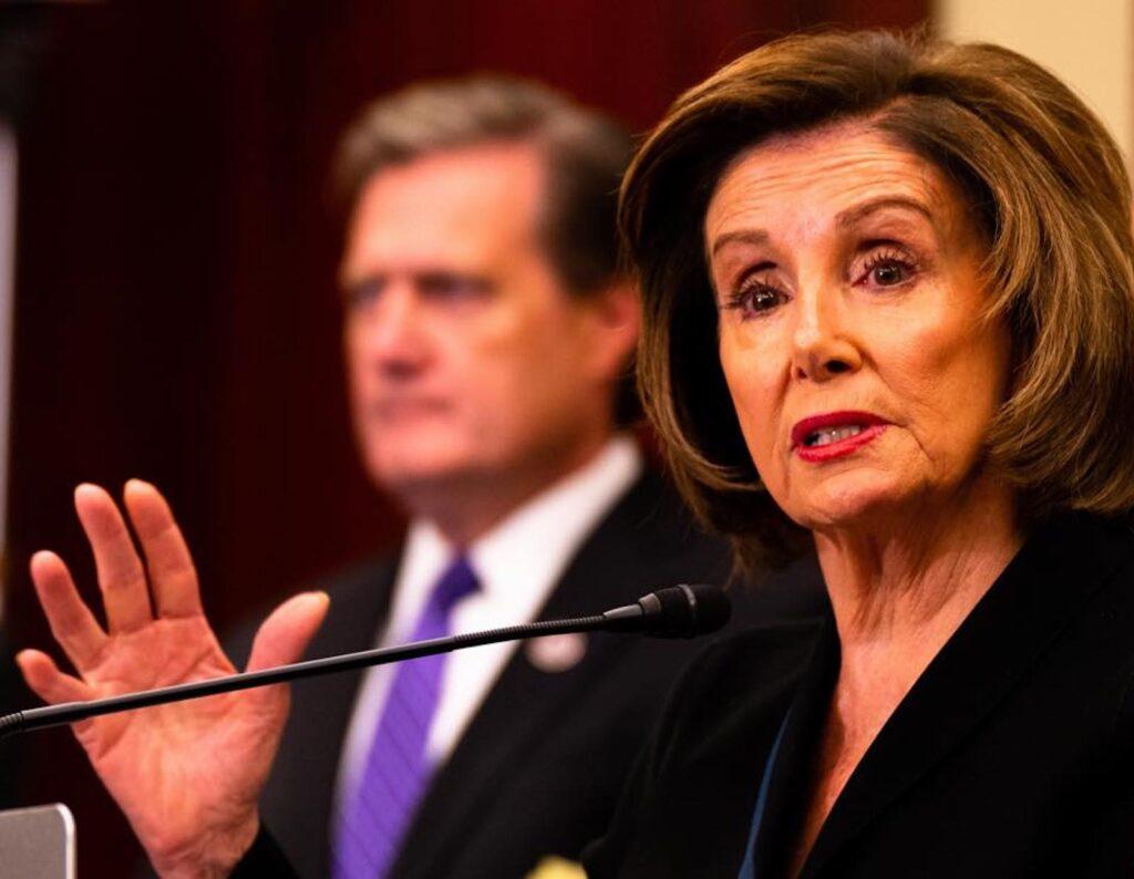 Nancy Pelosi 2021