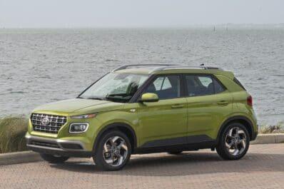 2021 Hyundai Venue best