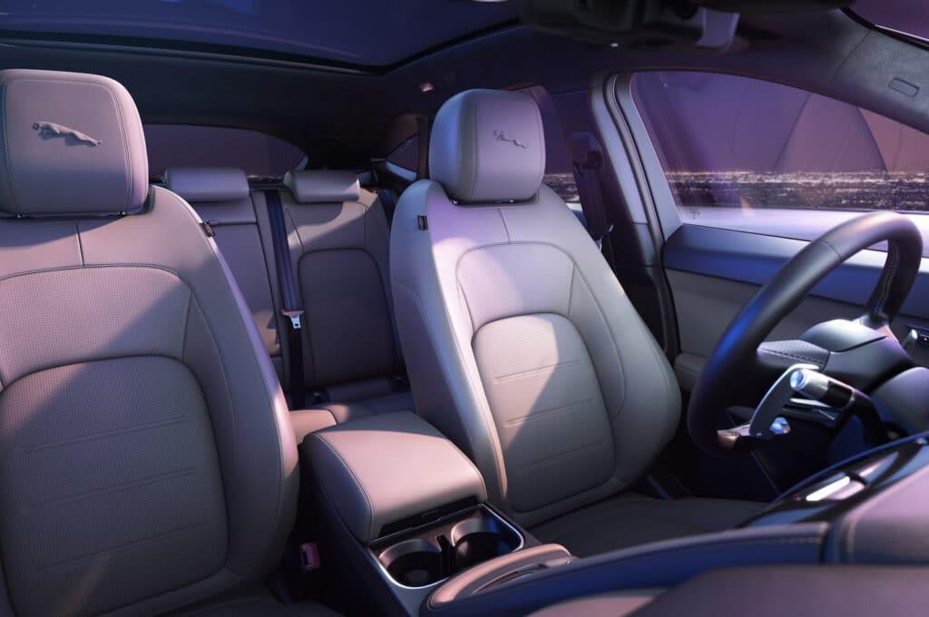 2021 Jaguar E-Pace 300 seats