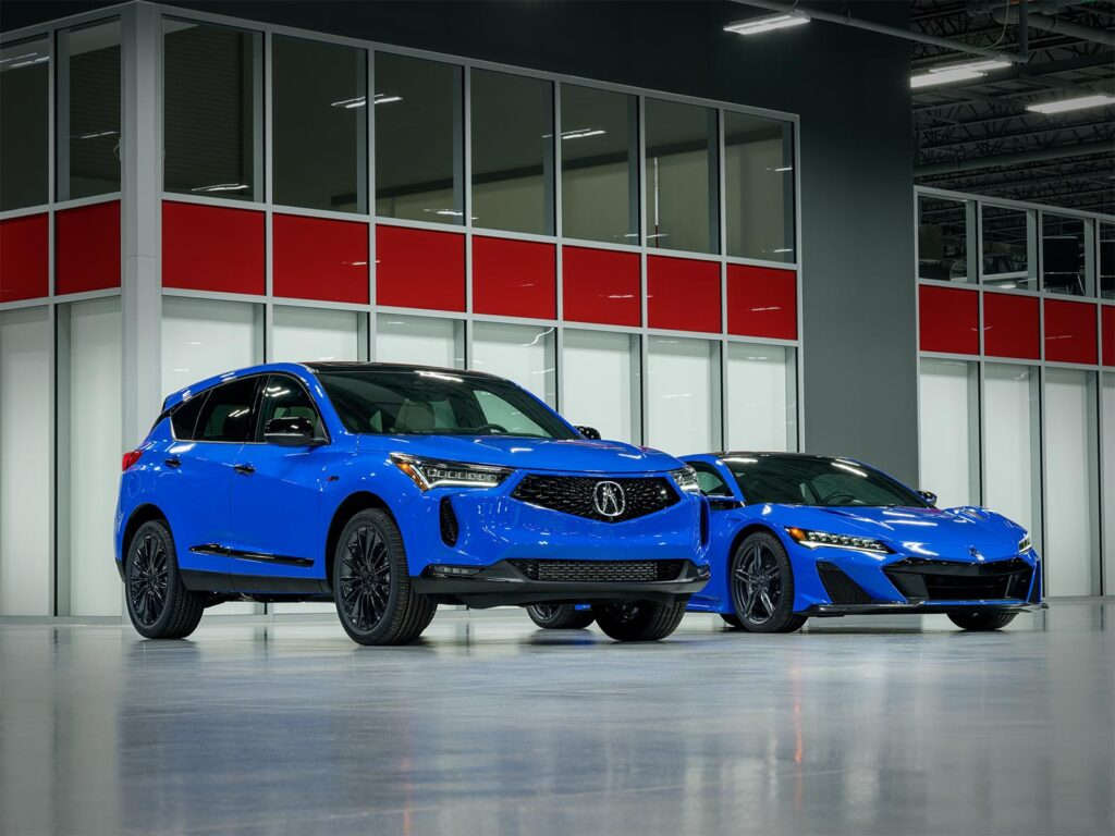 2022 Acura RDX - PMC Edition with NSX