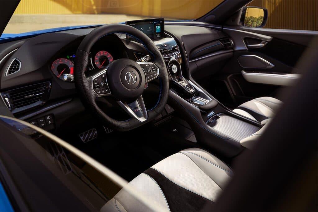 2022 Acura RDX - interior