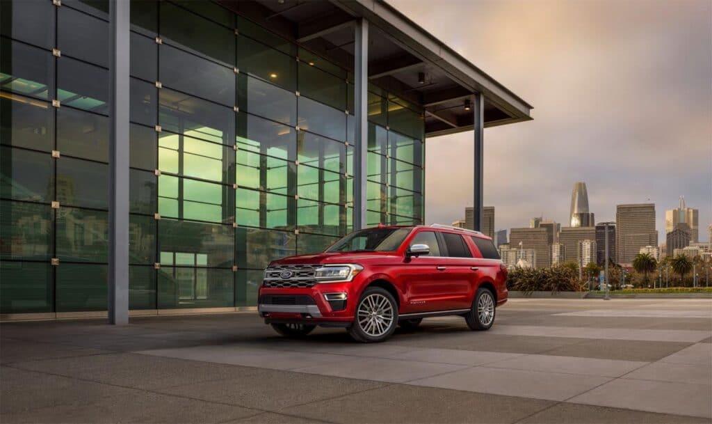 2022 Ford Expedition Platinum