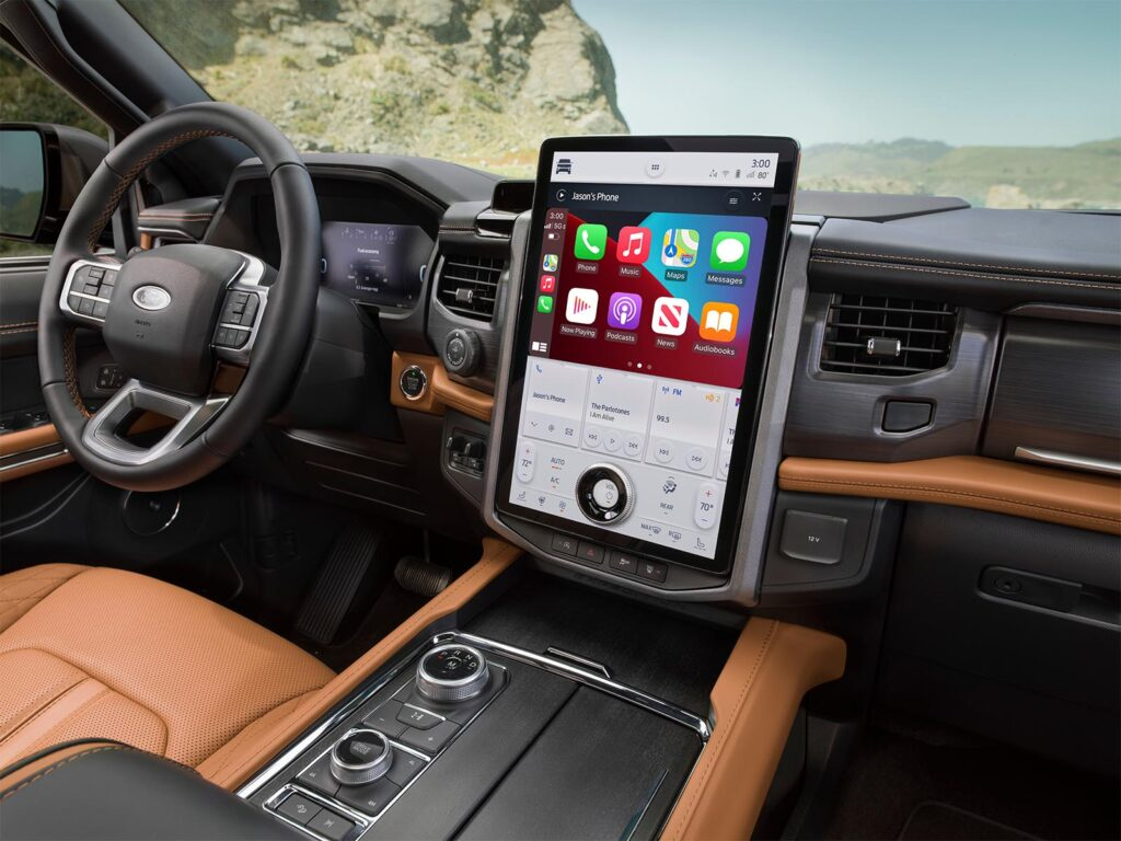 2022 Ford Expedition Platinum - IP
