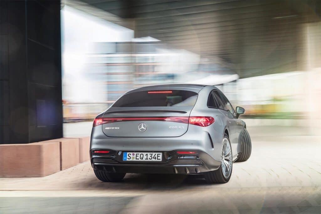 2023 Mercedes-AMG EQS - rear