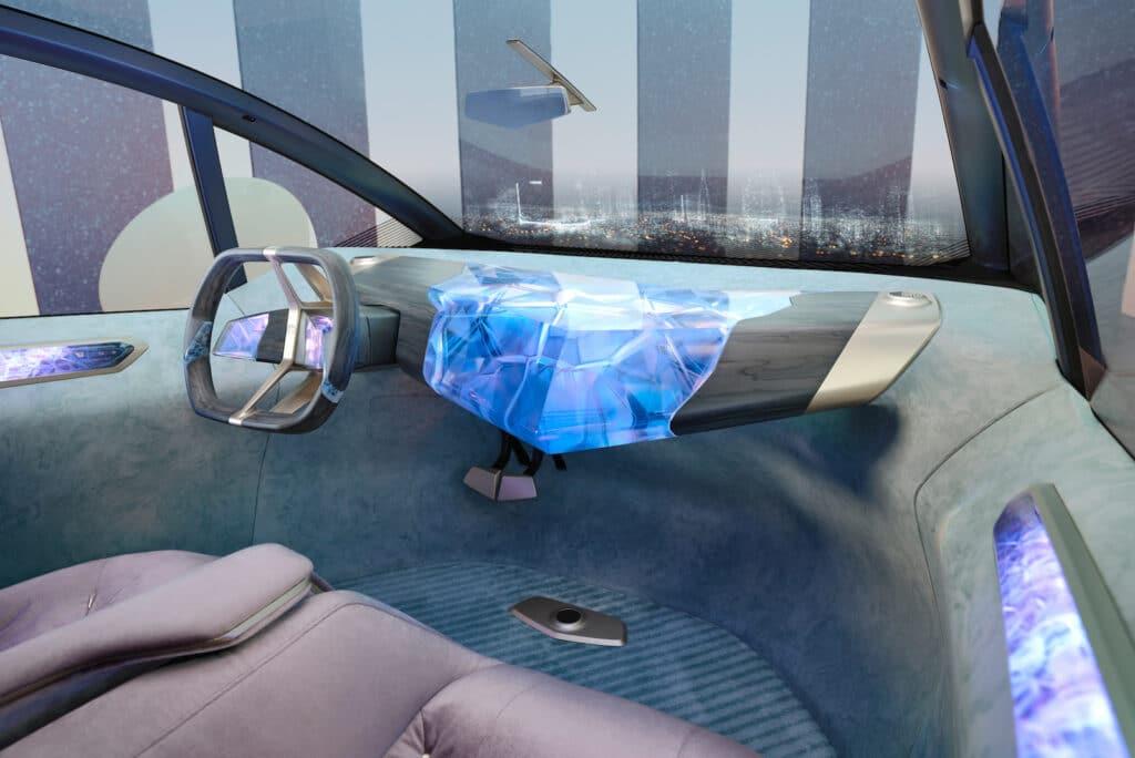 BMW i Vision Circular interior