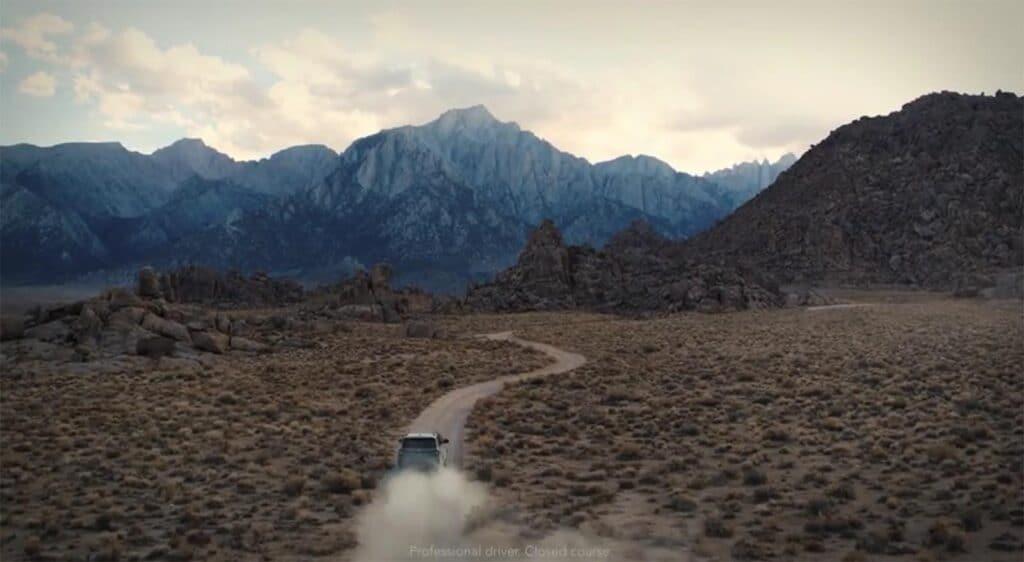 Honda TrailSport video excerpt