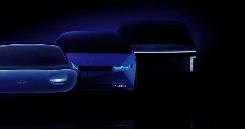 Hyundai Ioniq Line-Up v2
