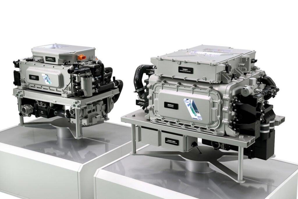 Hyundai next-gen hydrogen powertrains