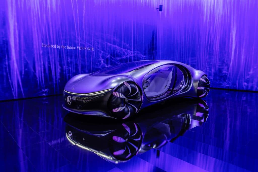 Mercedes-Benz AVTR concept