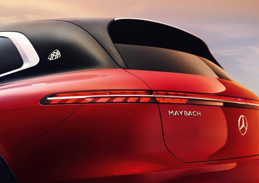 Mercedes-Maybach Concept EQS - rear v1