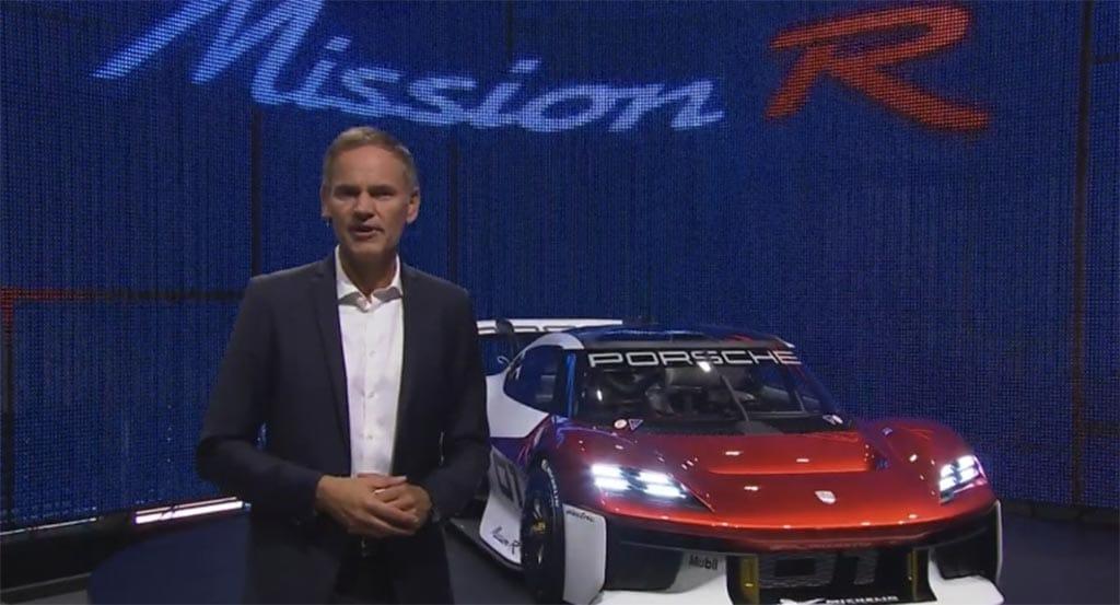 Porsche Mission R - with Oliver Blume v2