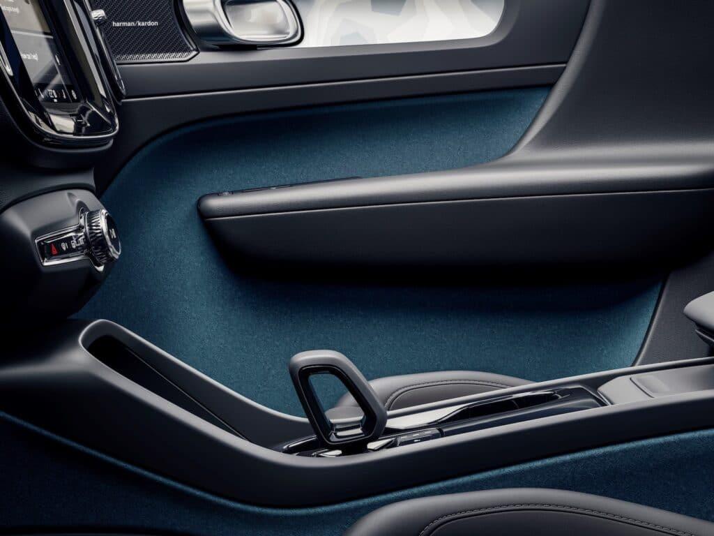 Panel de puerta sin cuero Volvo C40 Recharge