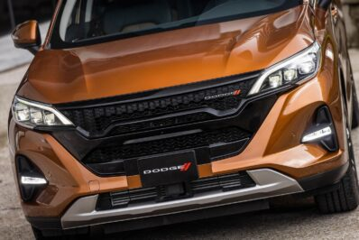 2022 Dodge Journey nose Mexico