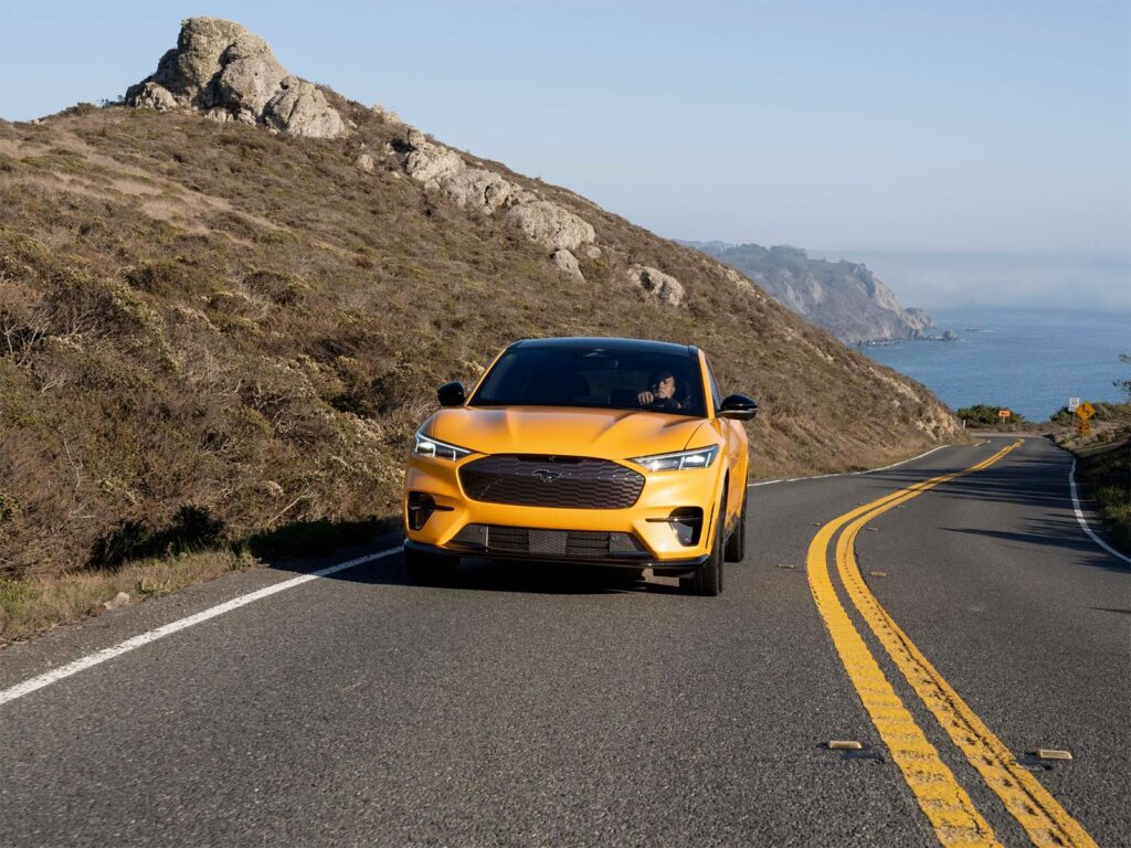 2022 Ford Mustang Mach-E GT Performance Pack - on PCH