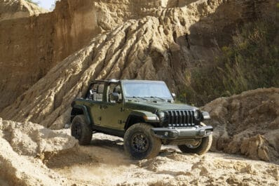 2022 Jeep Wrangler Willys is now available with the Xtreme Recon best