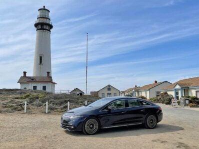 2022 Mercedes-Benz EQS 580 4Matic - by lighthouse