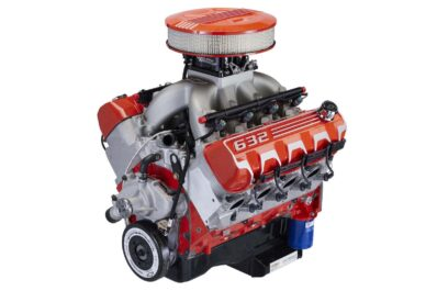 Chevy ZZ632 crate engine